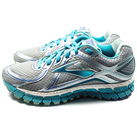 7c9e1f265057 Brooks Shoes - Brooks Adrenaline GTS 16 Running Shoes Size 7.5